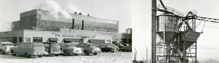 Culcan in the 1950's